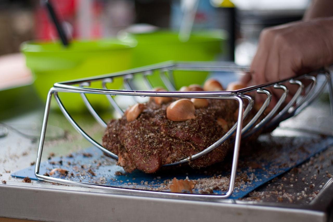barbecue cursus paalkoepel