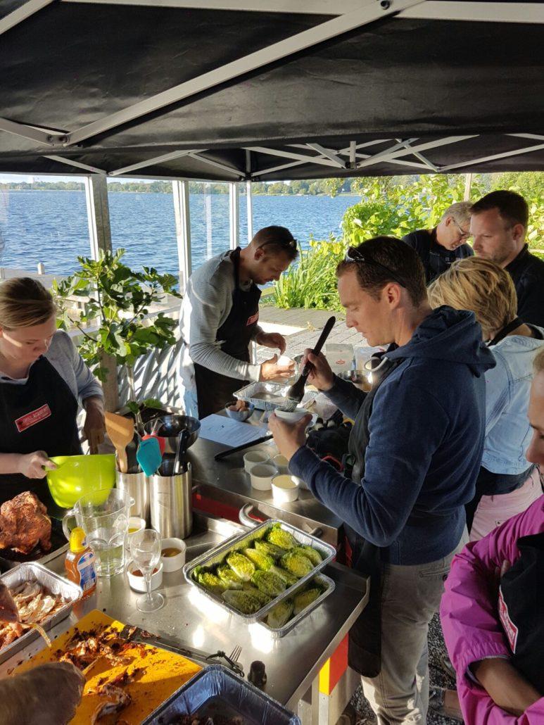 Grill academy groningen by weber de paalkoepel - Het creeren van een master suite ...