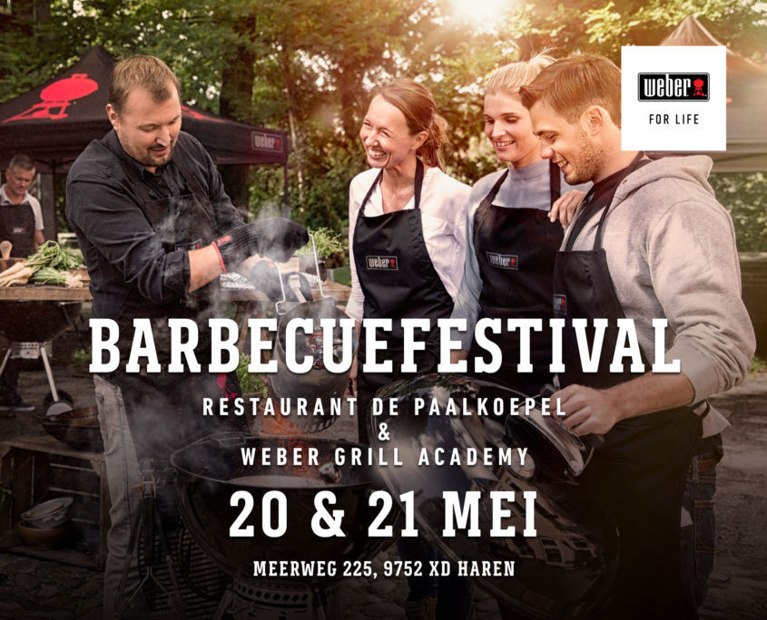Barbecuefestival De Paalkoepel